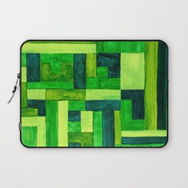 Garden Blocks Laptop Sleeve