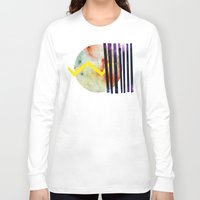 titan Long Sleeve T-shirts featuring Titan. by Crazy&CoolDesigns