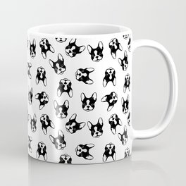 French bulldog pattern Coffee Mug