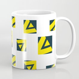 Geometric art pattern 6 Coffee Mug