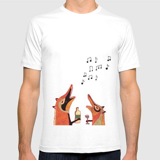 Fox fun T-shirt