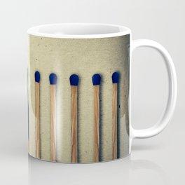 one burnt match Coffee Mug