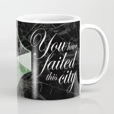 The Arrow Mug