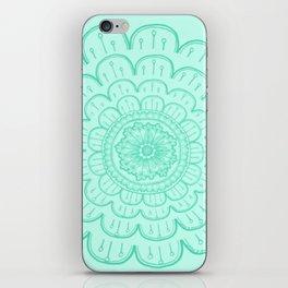 minty fre$h iPhone Skin