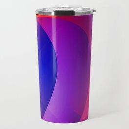 pattern and color -03- Travel Mug