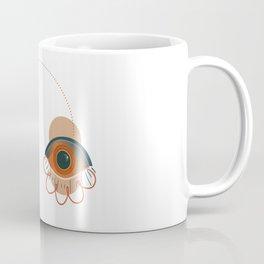 a rising sun ~ Coffee Mug