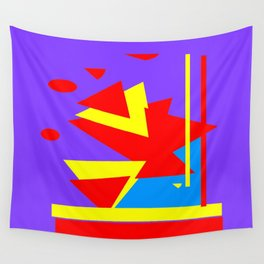 Build Wall Tapestry