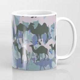 CAMELS AND DROMEDARIES Coffee Mug