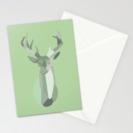 URBAN DEER Stationery Cards
