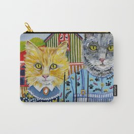 American Meowthic Carry-All Pouch