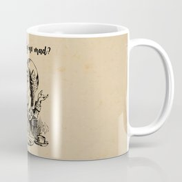 Mad Hatter - Alice in Wonderland Coffee Mug
