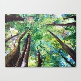 Uncommon Brightness Canvas Print