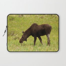 Young Moose Laptop Sleeve