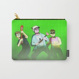 Ghost Busters - BBS Version Carry-All Pouch