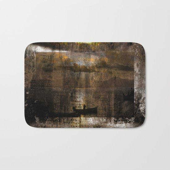 abstract# # # Bath Mat