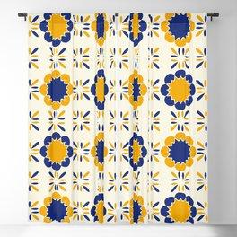Lisboeta Tile Blackout Curtain