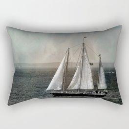 Safe Passage Rectangular Pillow