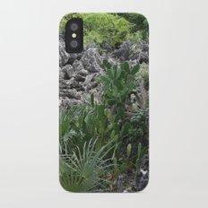 Cayman Catus iPhone X Slim Case