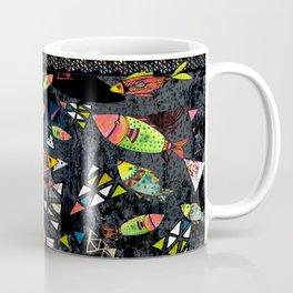 Tribal Fish Coffee Mug