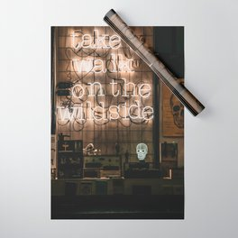 Take a Walk on the Wild Side Wrapping Paper