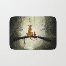 Calvin And Hobbes Bath Mat