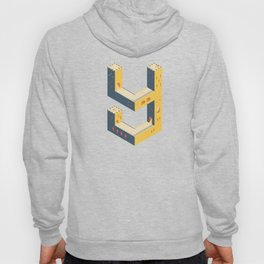 castle in the 'Y' Hoody