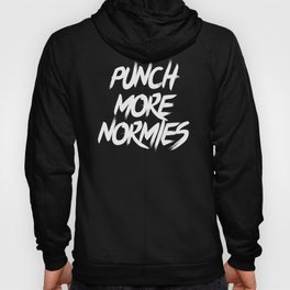 Punch More Normies Hoody
