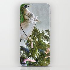 A Spark in the Trees iPhone & iPod Skin
