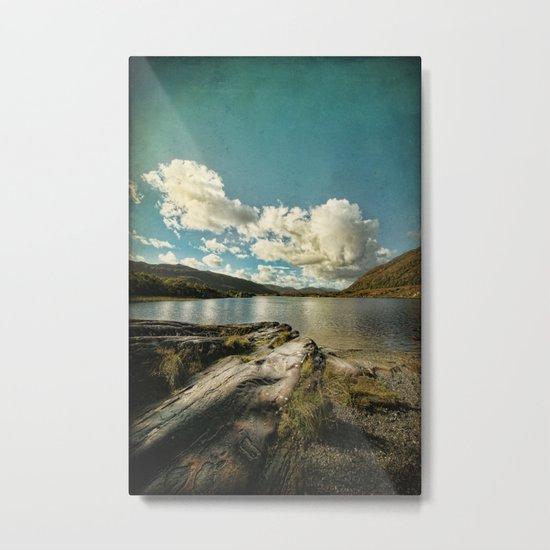 Irish Skies II Metal Print