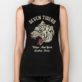 Seven Tigers Biker Tank
