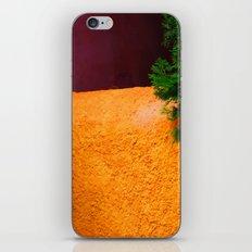 Abstract walls iPhone & iPod Skin