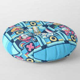 Wily For The Win Floor Pillow
