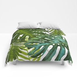 Palm and Monstra Comforters