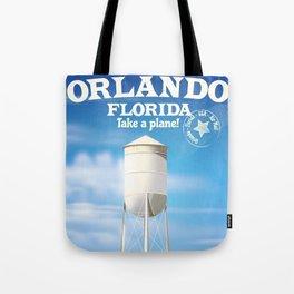 Orlando Florida USA Tote Bag