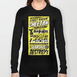 Search & Destroy Long Sleeve T-shirt
