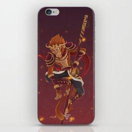 Monkey King iPhone Skin