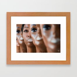 Assimilate Framed Art Print