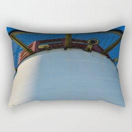 The Lions Lighthouse Rectangular Pillow