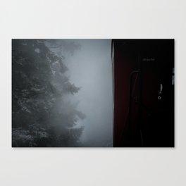 nichtraucher Canvas Print