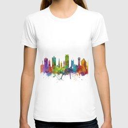 Plymouth England Skyline T-shirt