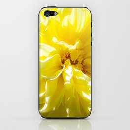 yellowSea iPhone Skin