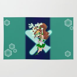 Sailor Jupiter Rug