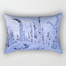 The winter wonderland II Rectangular Pillow