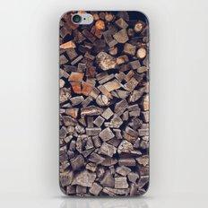 Fireside iPhone & iPod Skin