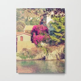 travel collection. Greece Metal Print
