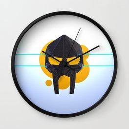 (MF) DOOMED Wall Clock