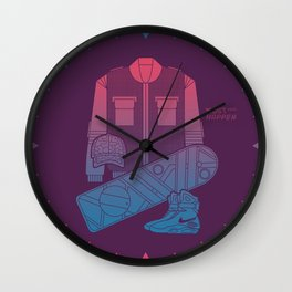 Must Happen 2015 Wall Clock