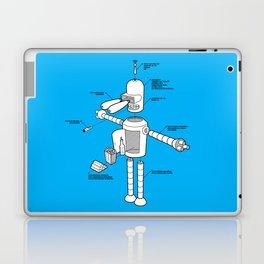 Bender Laptop & iPad Skin