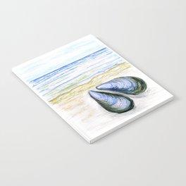 Blue mussel Notebook