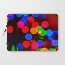 Festive Sparkle Laptop Sleeve